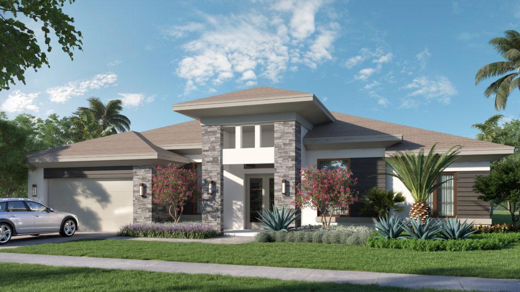 Kenco Communities Eleuthera - Contemporary Florida