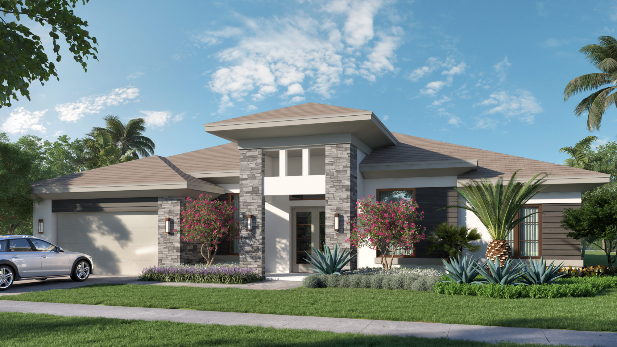 Kenco Communities Eleuthera - Contemporary Florida